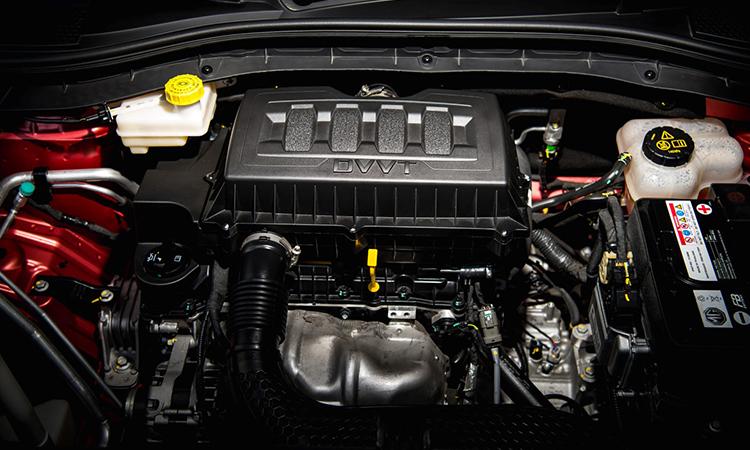 เครื่องยนต์ MG ZS Minorchange
