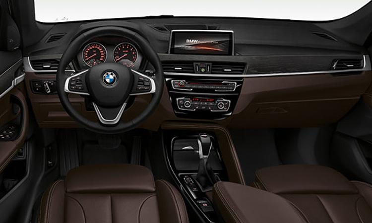 ภายใน BMW X1