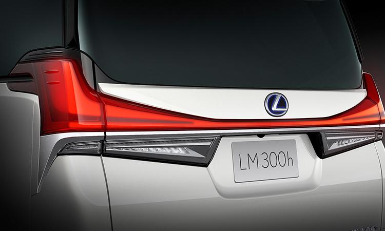 ไฟท้าย Lexus LM 300h