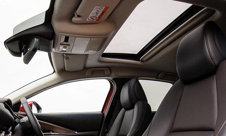 หลังคาซันรูฟ Mazda CX-30