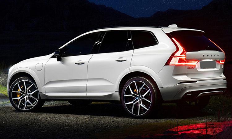ระบบความปลอดภัย Volvo XC60 T8 AWD Polestar Engineered