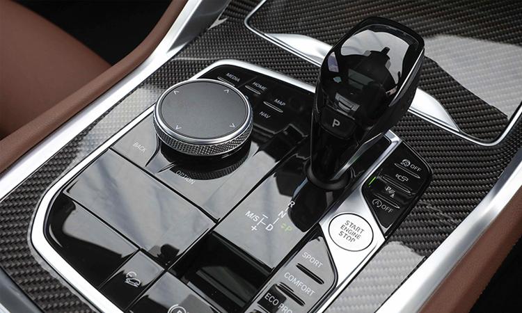 เกียร์ BMW X6 xDrive30d M Sport