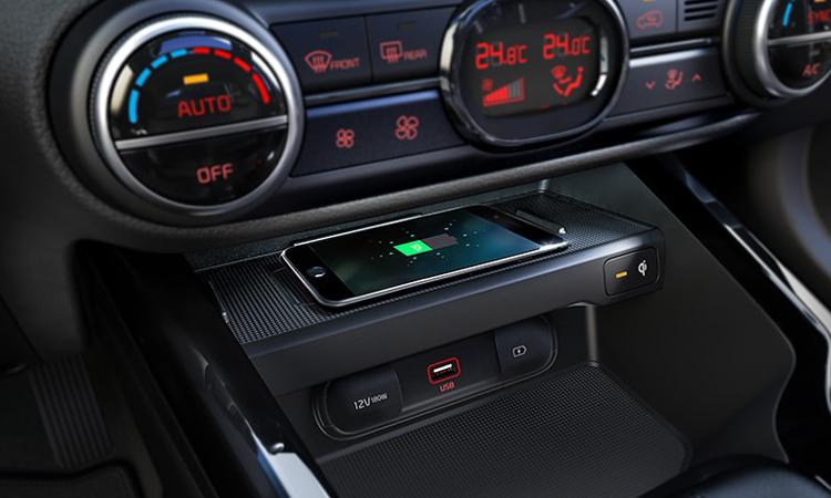อุปกรณ์อำนวยความสะดวก Kia Soul EV 2020