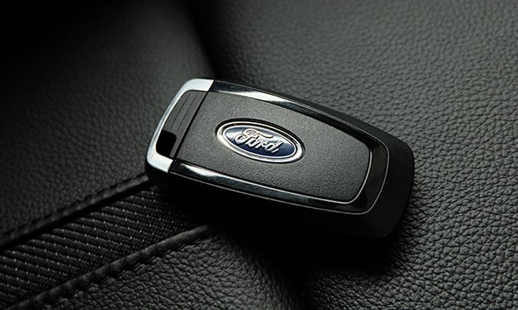 กุญแจรีโมท Ford Ranger
