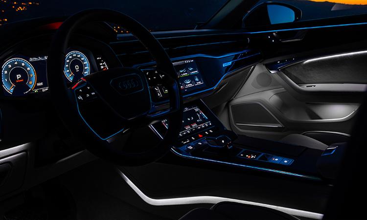 ระบบความปลอดภัย Audi A6 Sedan 2020