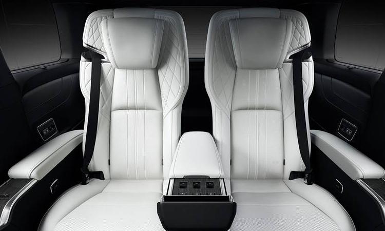 เบาะนั่ง Lexus LM 300h