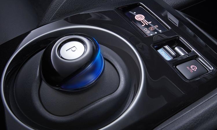 เกียร์ Nissan LEAF