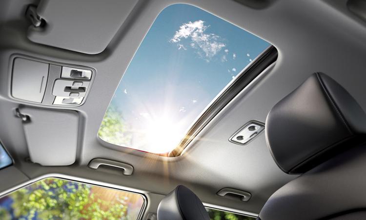 Kia Soul EV 2020 หลังคาซันรูฟ