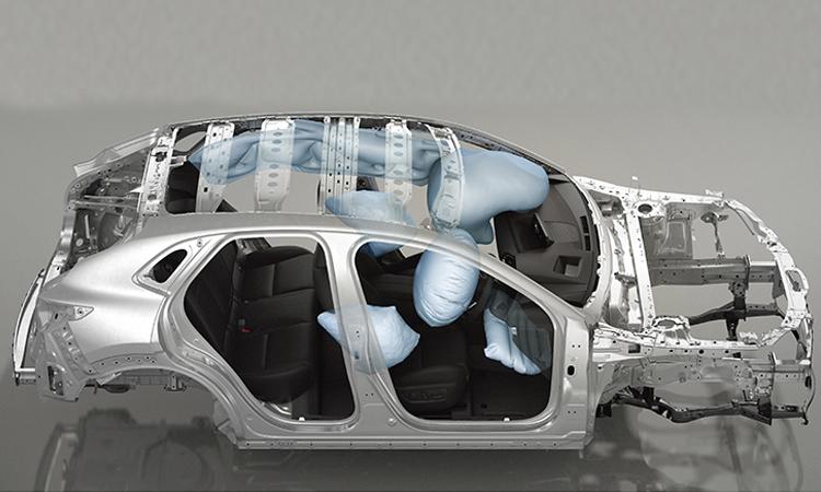 ระบบความปลอดภัย Mazda CX-30