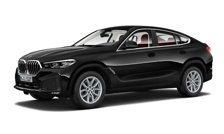 สีตัวถังภายนอก BMW X6 xDrive30d M Sport