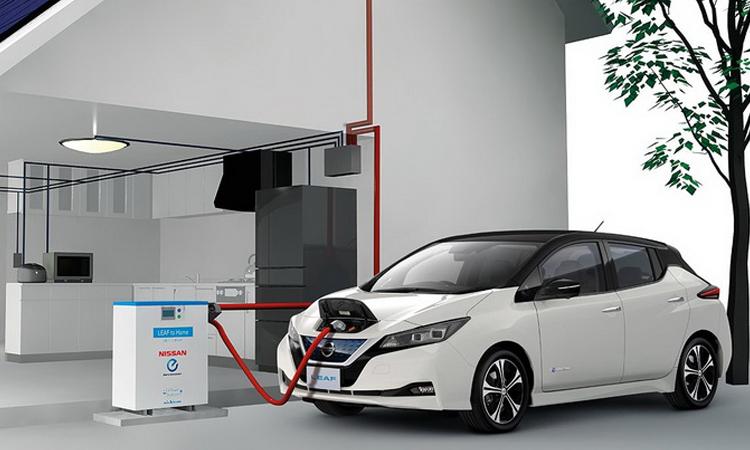 Nissan LEAF 2020-2021