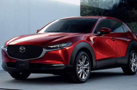 ราคา ตารางผ่อนดาวน์ All NEW Mazda CX-30 ปี 2020