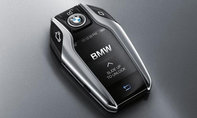 กุญแจ BMW 630i GT M Sport