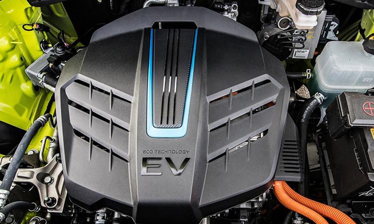 เครื่องยนต์ Kia Soul EV 2020