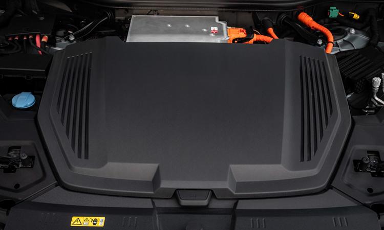 เครื่องยนต์ Audi e-tron