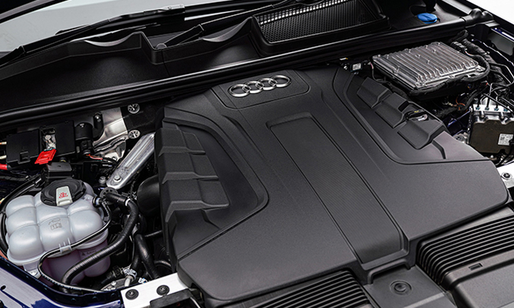 เครื่องยนต์ Audi Q7 Minorchange 45 TDI quattro