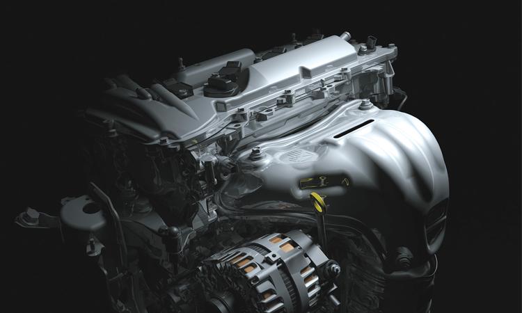 เครื่องยนต์ Toyota Vellfire