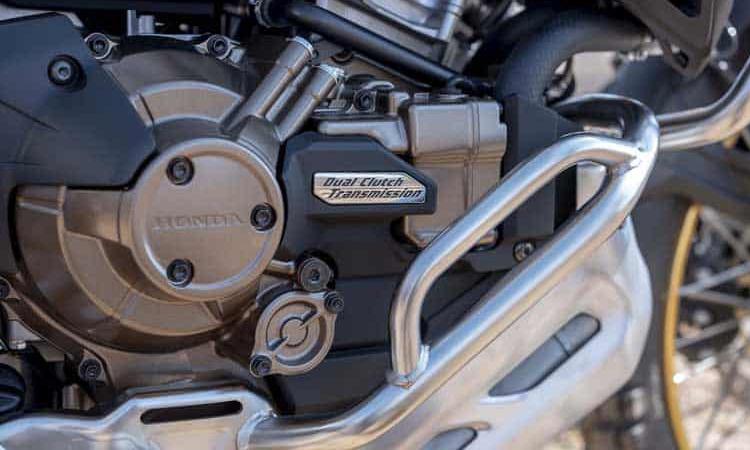 เครื่องยนต์ Honda Africa Twin 1100