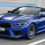ราคา ตารางผ่อนดาวน์ BMW M8 Competition Coupe'
