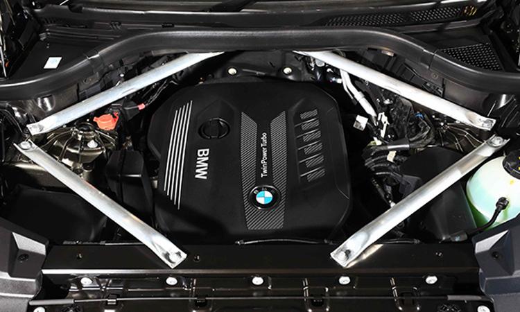 เครื่องยนต์ BMW X6 xDrive30d M Sport