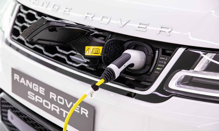 ี่ที่ชาร์จไฟ Range Rover Sport HSE Plus