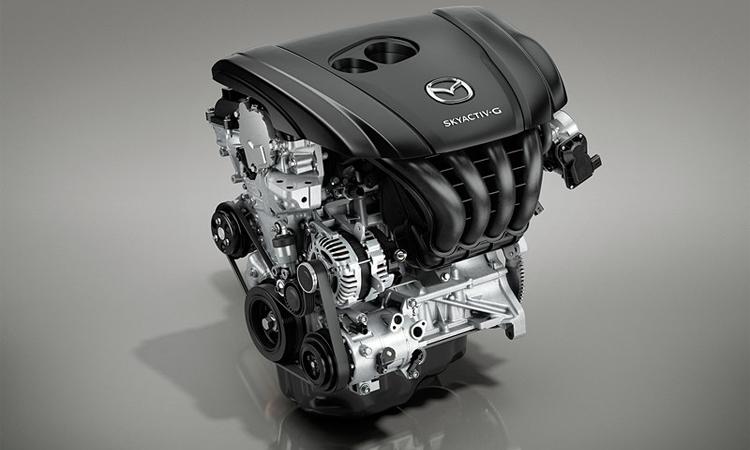เครื่องยนต์ Mazda CX-30