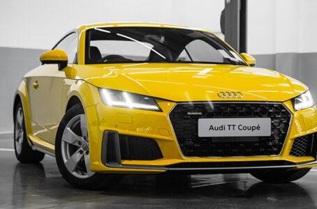 ราคา ตารางผ่อนดาวน์ Audi TT Coupe' 45 TFSI quattro S-Line 2020
