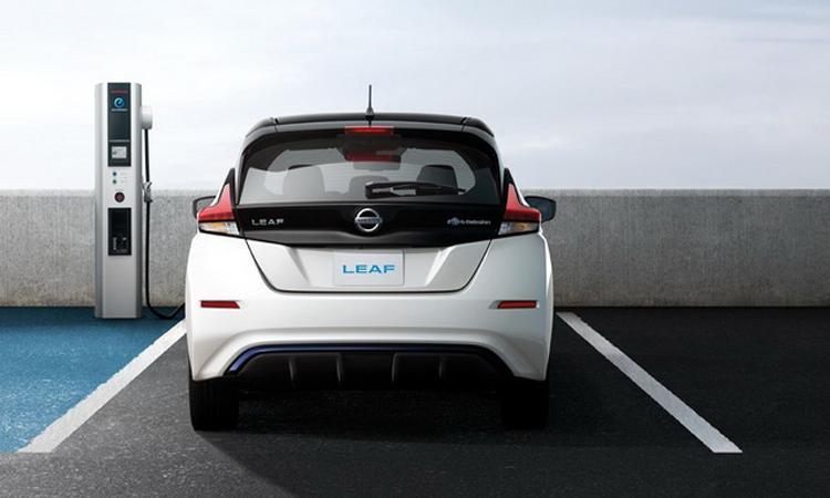 Nissan LEAF รถยนต์ไฟฟ้า EV 100%