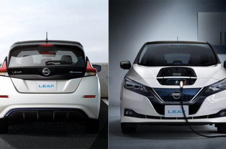 ราคา ตารางผ่อนดาวน์ Nissan LEAF รถยนต์ไฟฟ้า EV 100% ปี 2020-2021