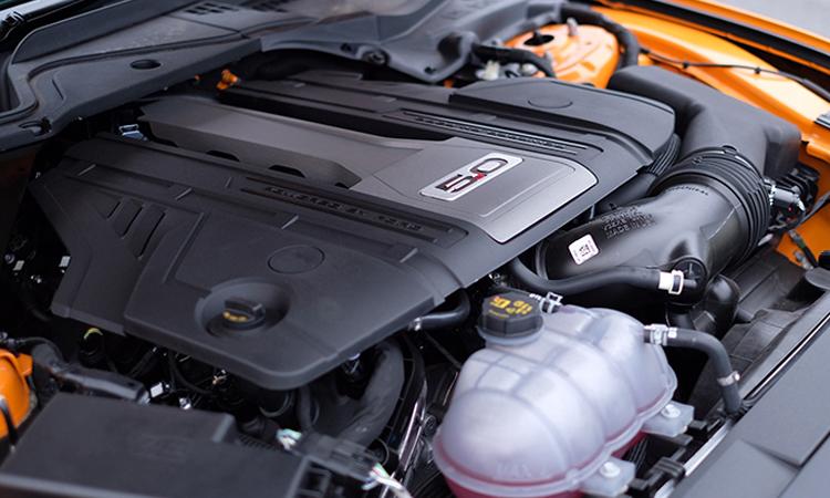 เครื่องยนต์ Ford Mustang 5.0