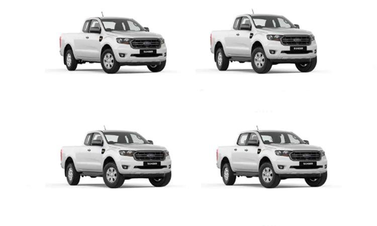 Ford Ranger รุ่น XLS