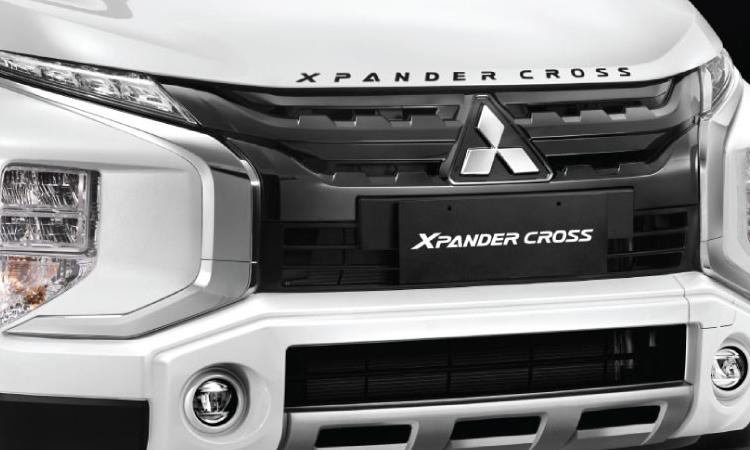 กระจังหน้า XPANDER CROSS