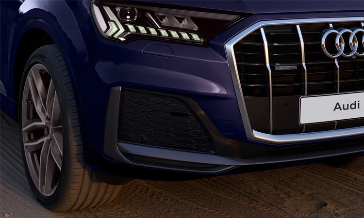 กระจังหน้า Audi Q7 Minorchange 45 TDI quattro