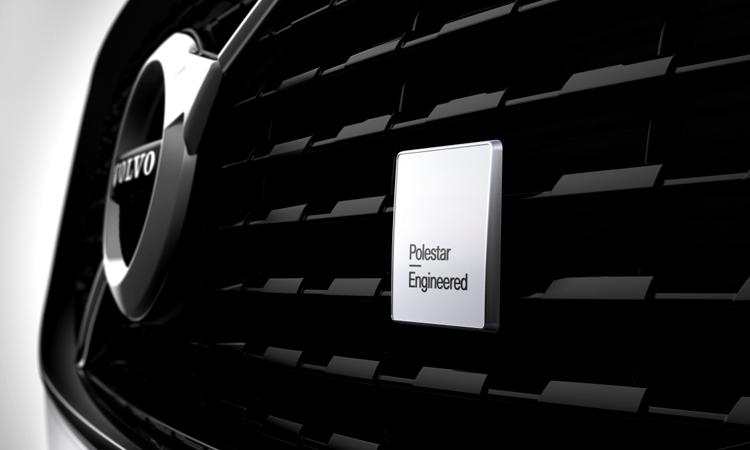 กระจังหน้า Volvo XC60 T8 AWD Polestar Engineered