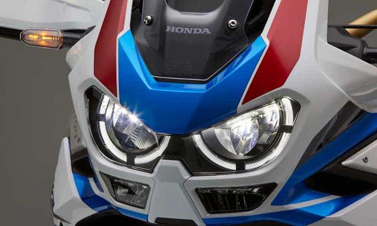 ไฟหน้า Honda Africa Twin 1100