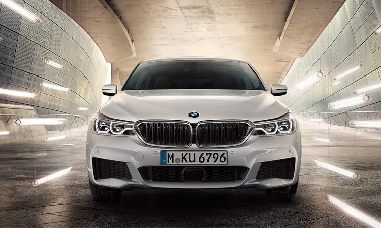 กระจังหน้า BMW 630i GT M Sport