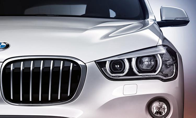 ดีไซน์กระจังหน้า BMW X1