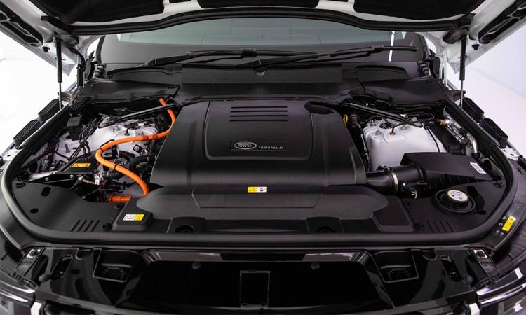 เครื่องยนต์ Range Rover Sport HSE Plus