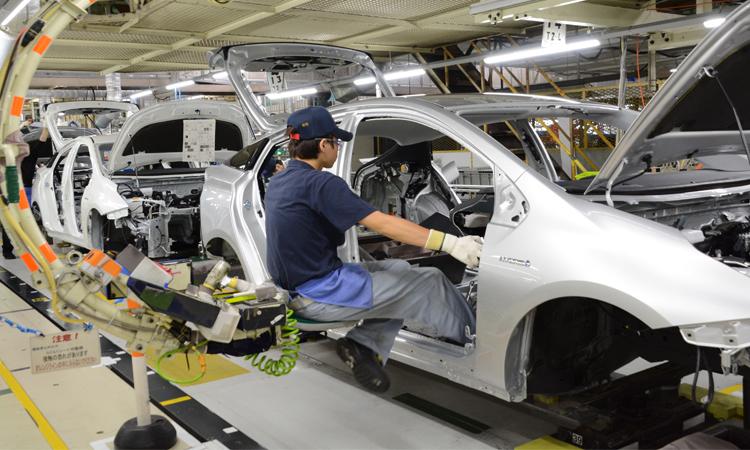 Toyota ประกาศหยุดสายการผลิต 7 เมษายน จนถึงวันที่ 17 เมษายน 2563