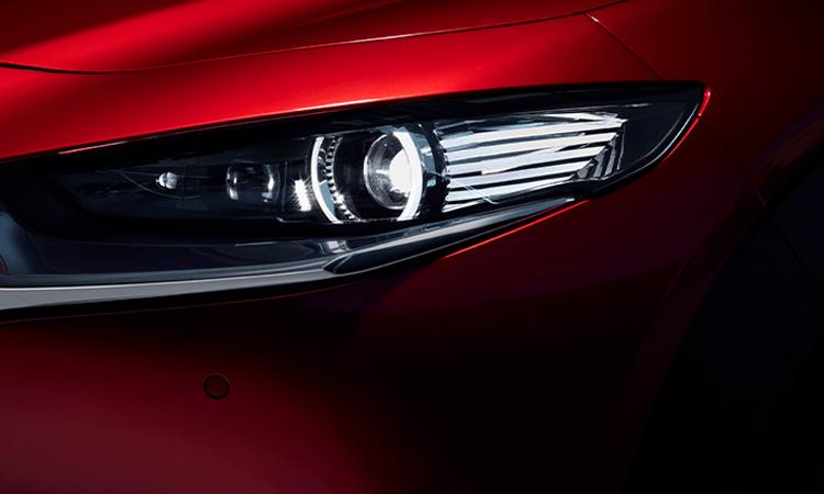 ไฟหน้า Mazda CX-30