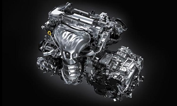เครื่องยนต์ Lexus LM 300h