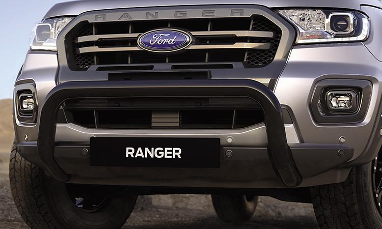 กระจังหน้าFord Ranger