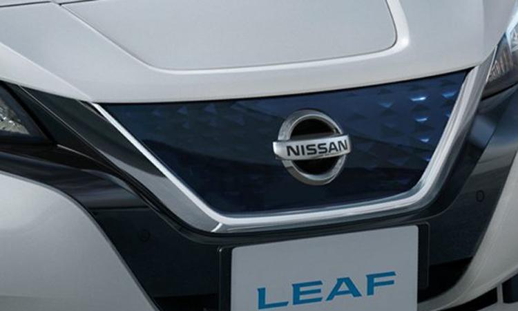 กระจังหน้า Nissan LEAF