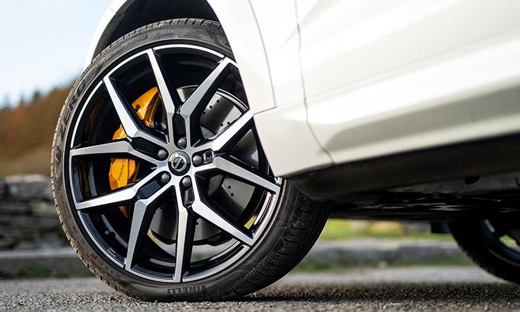 ล้อแม็กซ์ Volvo XC60 T8 AWD Polestar Engineered