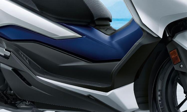 ที่พักเท้า Honda Forza 300