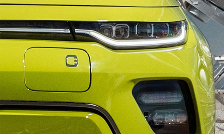 ไฟหน้า Kia Soul EV 2020
