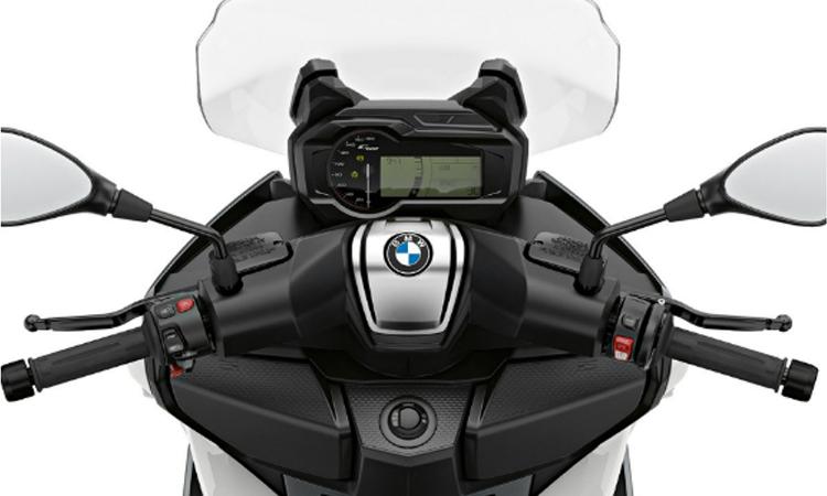 ดีไซน์ฮน BMW C 400 GT