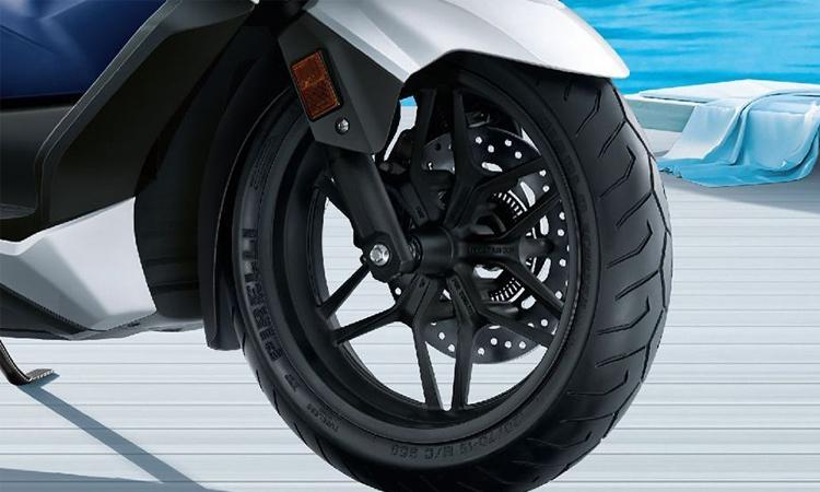 ดีไซน์ล้อแม็กซ์ Honda Forza 300