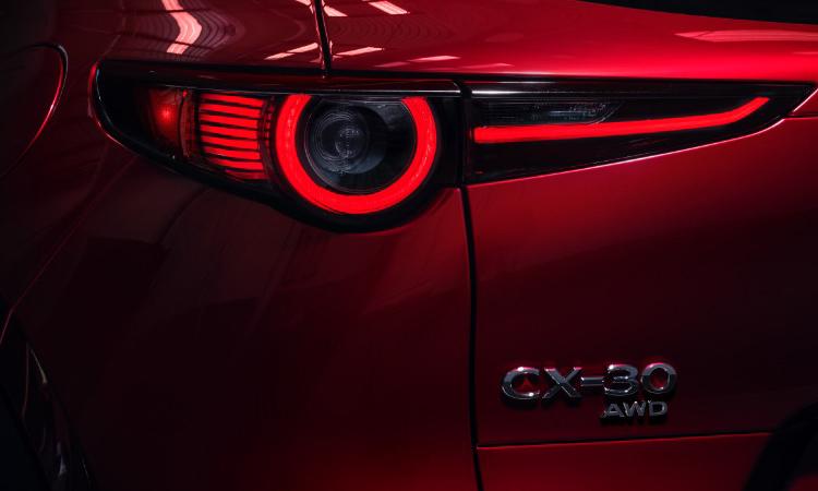 ไฟท้าย Mazda CX-30