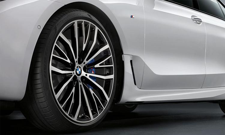 ซุ้มล้อ BMW 630i GT M Sport
